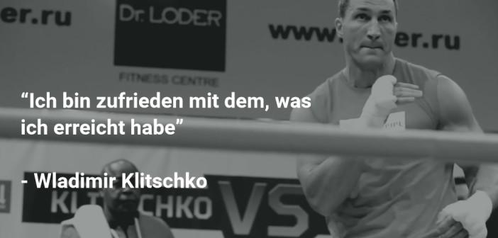 Klitschko Body Performance von Wladimir Klitschko
