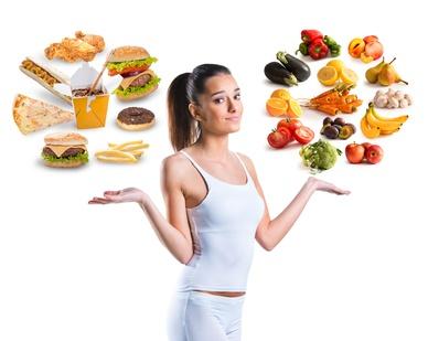 Der Ernährungsplan Abnehmen ohne Hunger - positive und negative Fakten