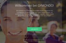 Willkommen bei Gymondo Test